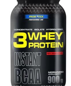 3whey protein morango]