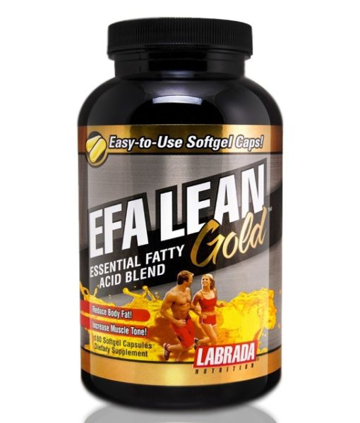 EFA-Lean-Gold---180-Capsulas---Labrada