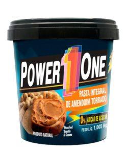 Pasta-de-Amendoim-Integral-Power-One---Nut-Ingredientes---1005kg