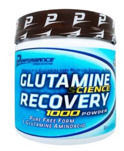 glutamine science