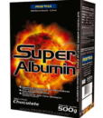 super albumin chocolate