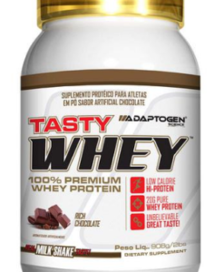 tasty whey chocolate