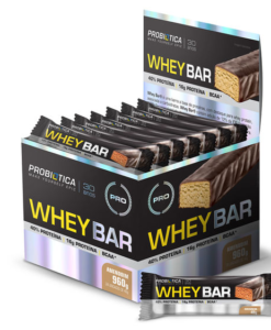 whey bar amendoim