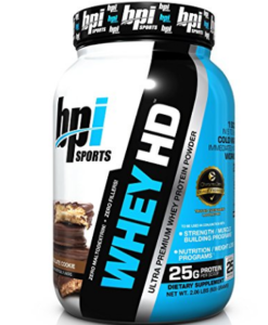 whey hd chocolate